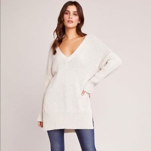 JACK BB Dakota Getting Warmer Long Line Sweater
